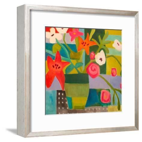 Stay Together-Annie O?Brien Gonzales-Framed Art Print