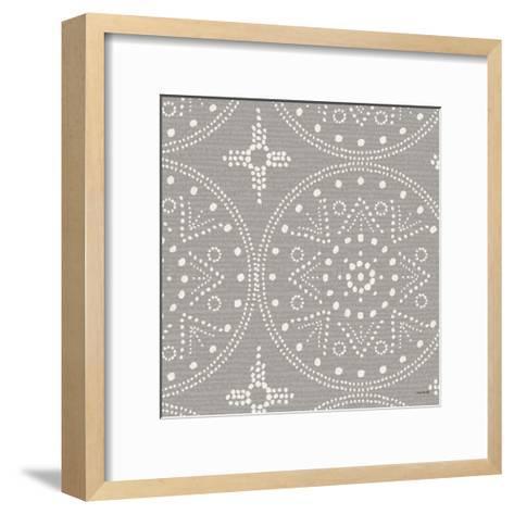 A Woodland Walk XXIV-Lisa Audit-Framed Art Print