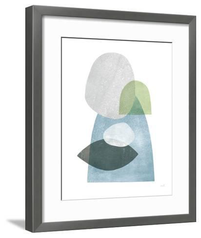 Whispers III-Moira Hershey-Framed Art Print