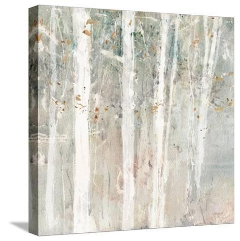 A Woodland Walk II-Lisa Audit-Stretched Canvas Print