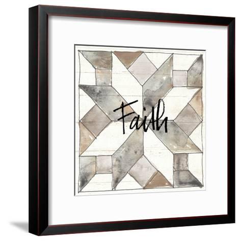 Farm Memories XI Faith-Anne Tavoletti-Framed Art Print