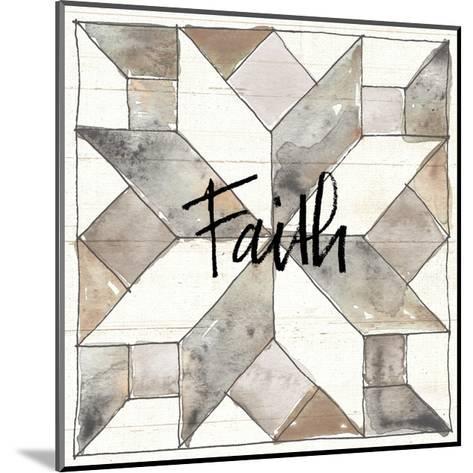 Farm Memories XI Faith-Anne Tavoletti-Mounted Art Print