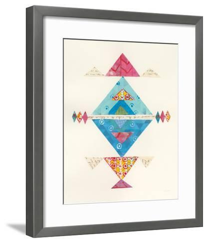 Modern Abstract Design II-Courtney Prahl-Framed Art Print