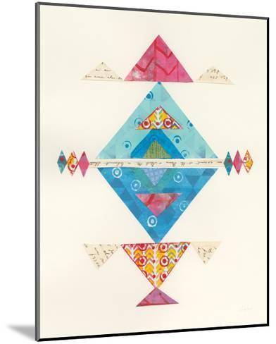 Modern Abstract Design II-Courtney Prahl-Mounted Art Print