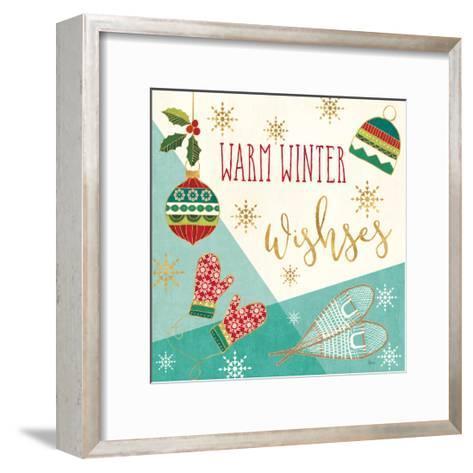 Winter Wishes I-Veronique Charron-Framed Art Print