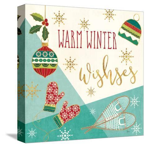 Winter Wishes I-Veronique Charron-Stretched Canvas Print