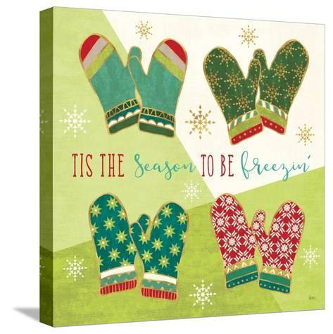 Winter Wishes IV-Veronique Charron-Stretched Canvas Print