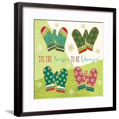 Winter Wishes IV-Veronique Charron-Framed Art Print