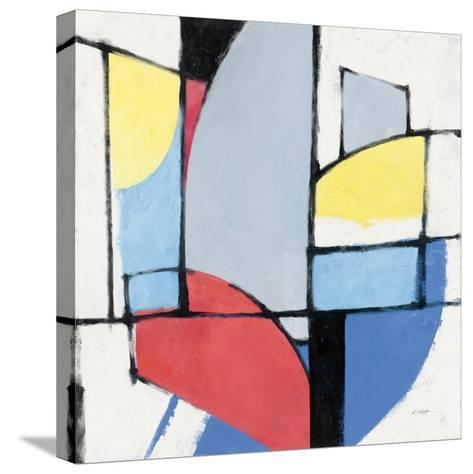 Primaries-Mike Schick-Stretched Canvas Print