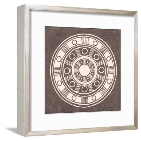 Seville II FB Spice-Kathrine Lovell-Framed Art Print