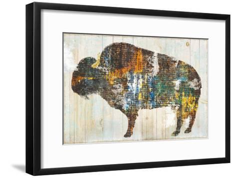 Free Spirit II-Sue Schlabach-Framed Art Print