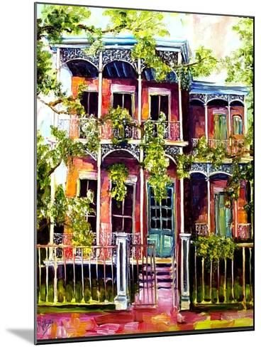 Garden District Fancy-Diane Millsap-Mounted Art Print