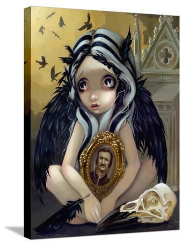 Nevermore-Jasmine Becket-Griffith-Stretched Canvas Print
