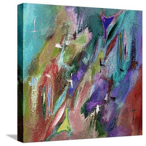 Crossover-Ruth Palmer-Stretched Canvas Print