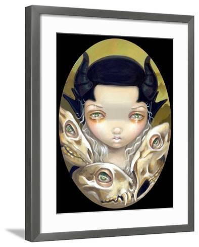 Delicate Bones-Jasmine Becket-Griffith-Framed Art Print