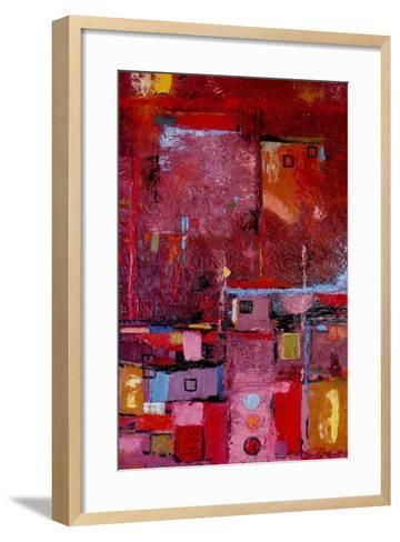 Many Mansions-Ruth Palmer-Framed Art Print