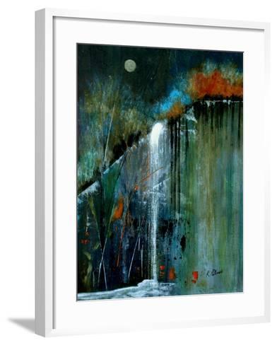Night Falls A-Ruth Palmer-Framed Art Print
