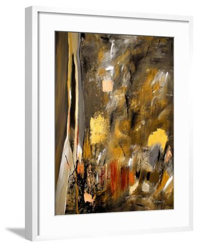 Calm Out Of Chaos 2010-Ruth Palmer-Framed Art Print