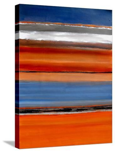 Out Of The Blue-Ruth Palmer-Stretched Canvas Print