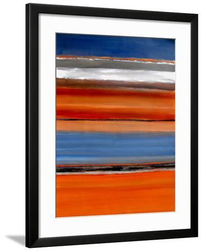 Out Of The Blue-Ruth Palmer-Framed Art Print