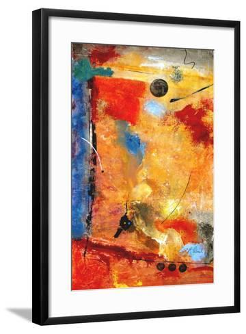 Come Fly With Me II-Ruth Palmer-Framed Art Print
