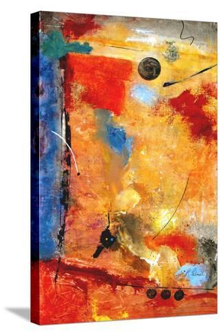 Come Fly With Me II-Ruth Palmer-Stretched Canvas Print