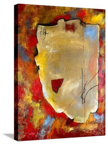 Peace Piece-Ruth Palmer-Stretched Canvas Print