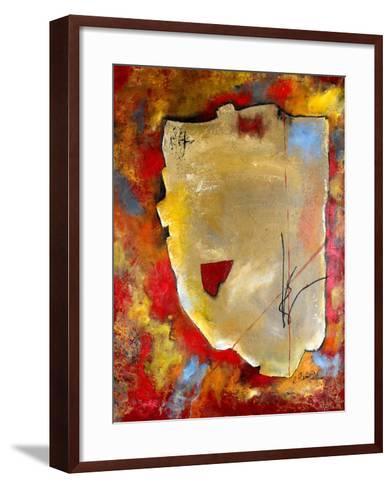 Peace Piece-Ruth Palmer-Framed Art Print