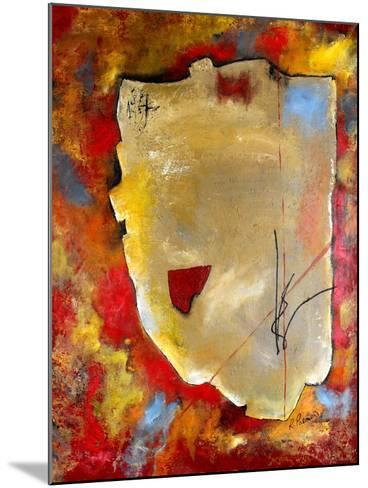 Peace Piece-Ruth Palmer-Mounted Art Print