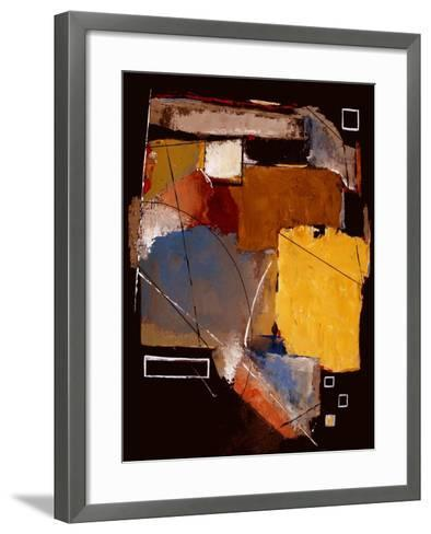 Stand On Your Own Two Feet-Ruth Palmer-Framed Art Print