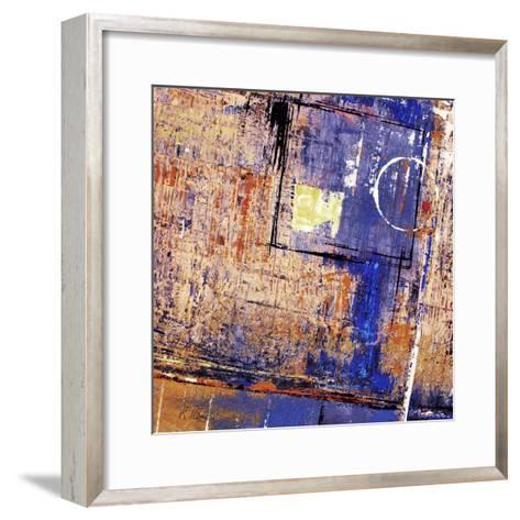 On An Angle-Ruth Palmer-Framed Art Print