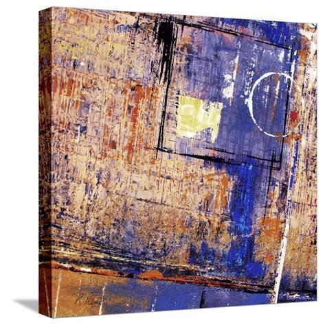 On An Angle-Ruth Palmer-Stretched Canvas Print