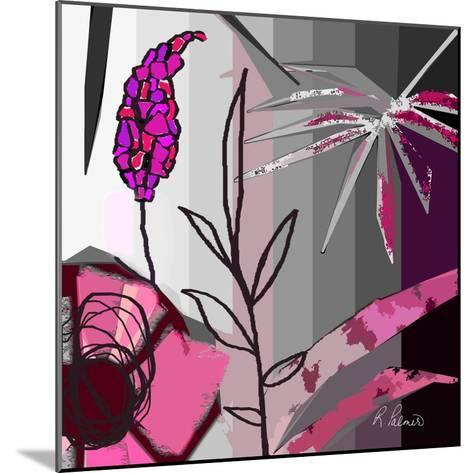 Play On Pink-Ruth Palmer-Mounted Art Print