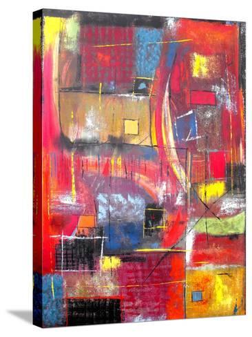 The Climb-Ruth Palmer-Stretched Canvas Print
