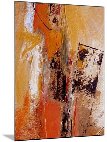 Move Aside-Ruth Palmer-Mounted Art Print