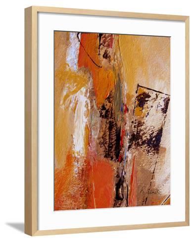 Move Aside-Ruth Palmer-Framed Art Print