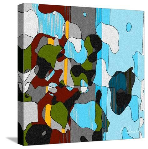 Pools-Ruth Palmer-Stretched Canvas Print