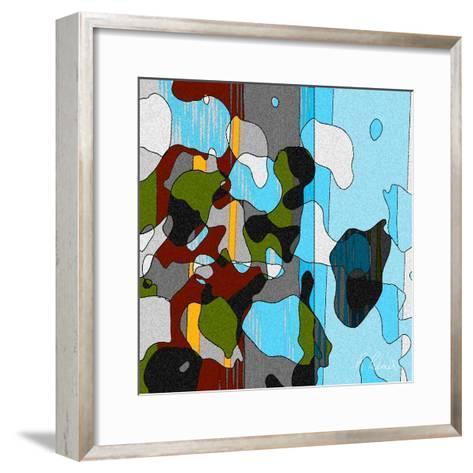 Pools-Ruth Palmer-Framed Art Print