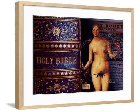 Eve Of The Bible-Ruth Palmer-Framed Art Print