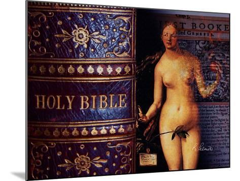 Eve Of The Bible-Ruth Palmer-Mounted Art Print