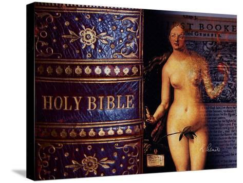 Eve Of The Bible-Ruth Palmer-Stretched Canvas Print