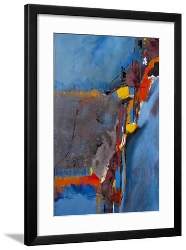 Road To Damascus-Ruth Palmer-Framed Art Print