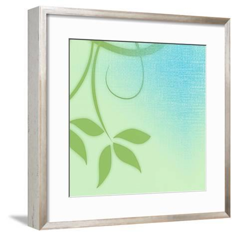 Soft Foliage II-Ruth Palmer-Framed Art Print
