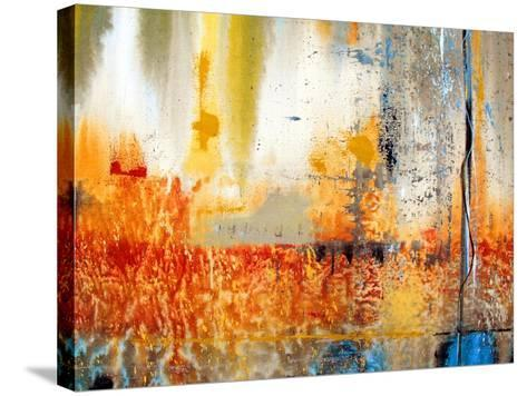 Sincere Cleansing-Ruth Palmer-Stretched Canvas Print
