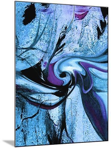 Cool Blue-Ruth Palmer-Mounted Art Print