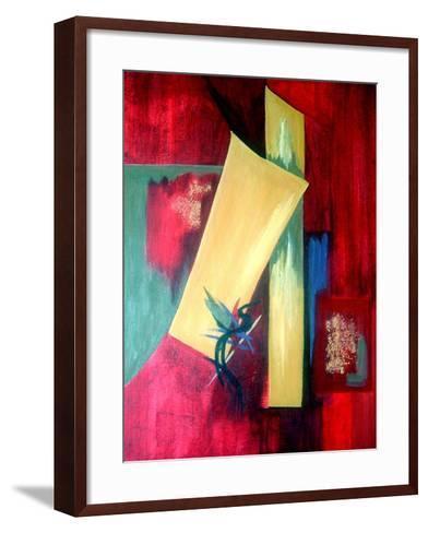 Chopsticks I-Ruth Palmer Originals-Framed Art Print