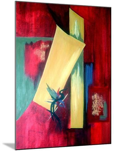 Chopsticks I-Ruth Palmer Originals-Mounted Art Print