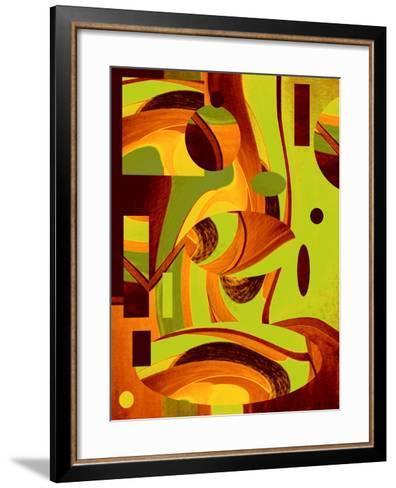 Mix and Match-Ruth Palmer Digital-Framed Art Print