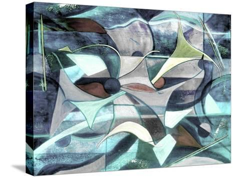 Centered Second Series #2-Ruth Palmer Digital-Stretched Canvas Print