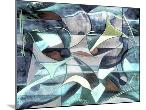 Centered Second Series #2-Ruth Palmer Digital-Mounted Art Print